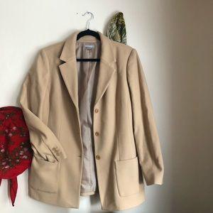 Nordstrom Camel Coat